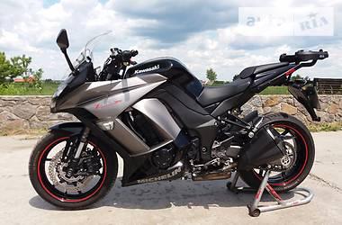 Kawasaki Z Z1000SX 2012