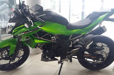Kawasaki Z Z250SL 2016