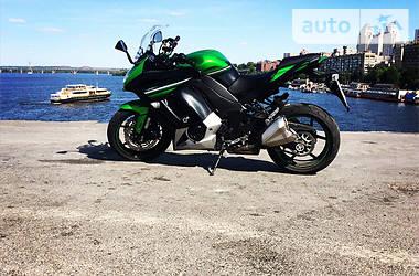 Kawasaki Z Z1000SX 2016