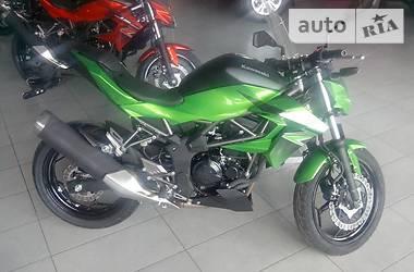 Kawasaki Z Z 250 SL ABS 2016
