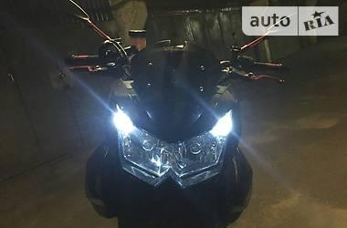 Kawasaki Z  2009