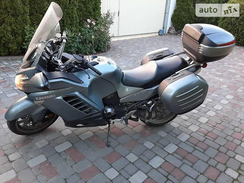 Kawasaki ZG 1400