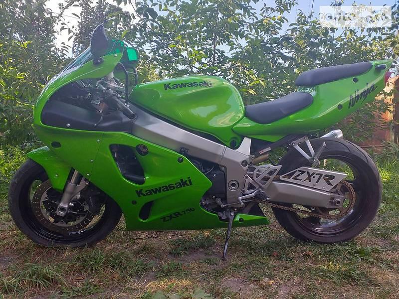 Kawasaki ZX 7R