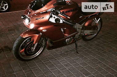 Kawasaki ZX 600 1998