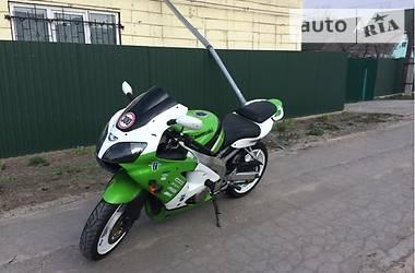 Kawasaki ZXR ZX6R 2002