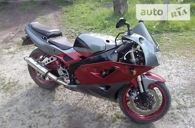 Kawasaki ZXR ZXR400 1998