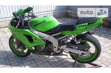 Kawasaki ZXR ZX6-R 2002