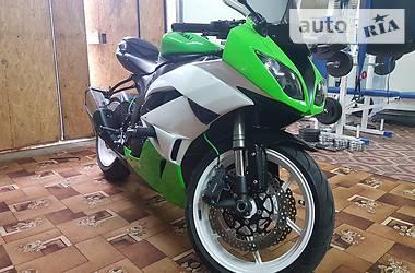 Kawasaki ZXR  2010