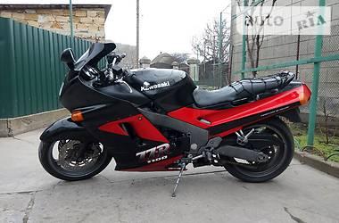 Kawasaki ZZR zzr1100 1991