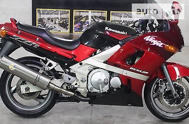 Kawasaki ZZR ZZR 600 2001