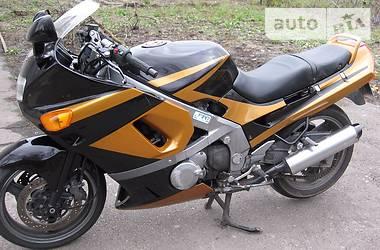 Kawasaki ZZR ZZR-400 2001