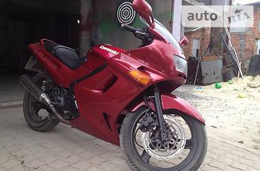 Kawasaki ZZR  2001