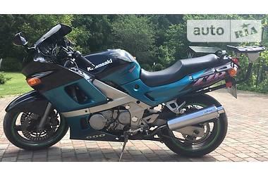 Kawasaki ZZR ZX600E 1995