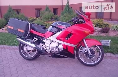 Kawasaki ZZR ZZR 600 ZX 600E 2000
