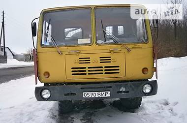 КАЗ 4540  1989