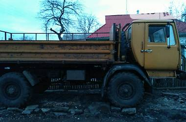 КАЗ 4540  1990
