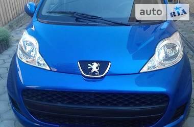 Характеристики Peugeot 107 Хэтчбек