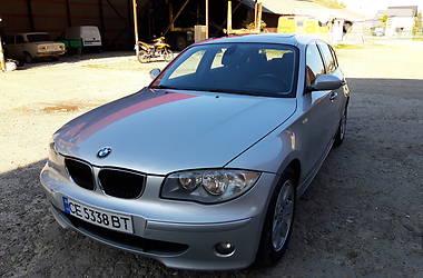 Характеристики BMW 120 Хэтчбек