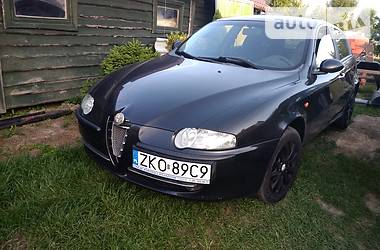 Характеристики Alfa Romeo 147 Хетчбек