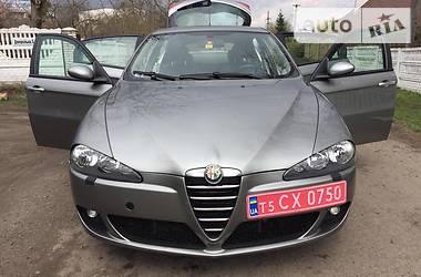 Характеристики Alfa Romeo 147 Хэтчбек