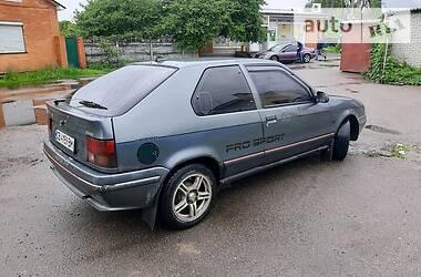 Характеристики Renault 19 Chamade Хэтчбек