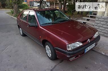 Характеристики Renault 19 Chamade Хетчбек