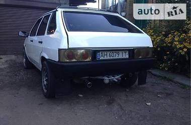 Характеристики ВАЗ 2109 (Балтика) Хэтчбек