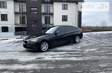 Характеристики BMW 3 Series GT Хэтчбек