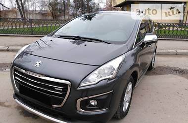 Характеристики Peugeot 3008 Хэтчбек
