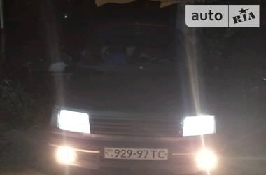 Характеристики Peugeot 309 Хетчбек