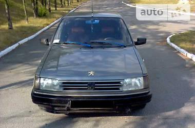 Характеристики Peugeot 309 Хэтчбек