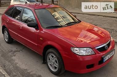 Характеристики Mazda 323 Хэтчбек