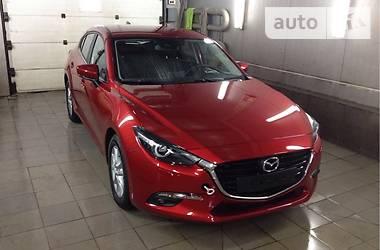 Характеристики Mazda 3 Хэтчбек