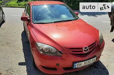 Характеристики Mazda 3 Хетчбек