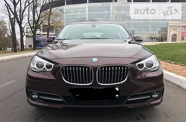 Характеристики BMW 5 Series GT Хэтчбек