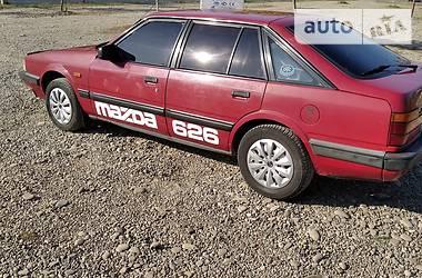 Характеристики Mazda 626 Хэтчбек