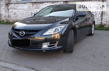 Характеристики Mazda 6 Хэтчбек