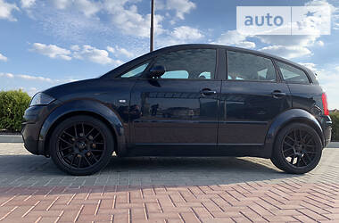 Характеристики Audi A2 Хэтчбек
