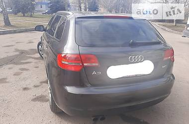 Характеристики Audi A3 Хэтчбек