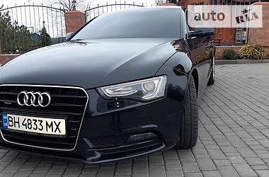 Характеристики Audi A5 Хетчбек