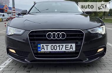 Характеристики Audi A5 Хэтчбек