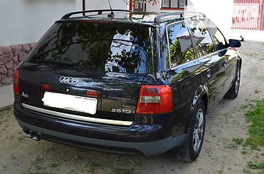 Характеристики Audi A6 Хэтчбек