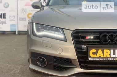 Характеристики Audi A7 Хэтчбек
