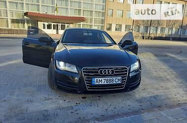 Характеристики Audi A7 Хетчбек