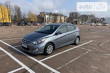 Характеристики Hyundai Accent Хетчбек