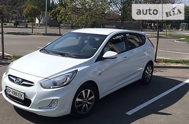 Характеристики Hyundai Accent Хэтчбек