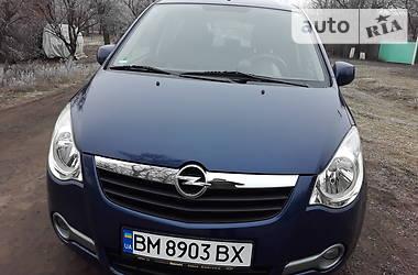 Характеристики Opel Agila Хэтчбек