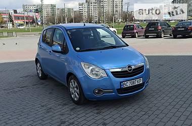 Характеристики Opel Agila Хетчбек