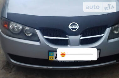 Характеристики Nissan Almera Хэтчбек