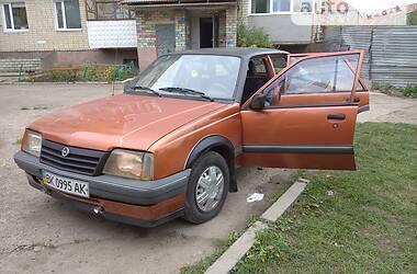 Характеристики Opel Ascona Хэтчбек